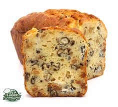 La Cuisine de Bernard : Cake salé bleu raisins et noix