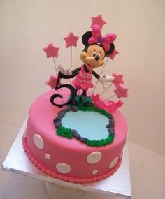 Minnie Mouse cake 8 inch $195