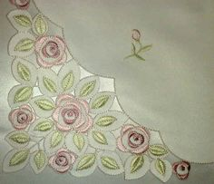 Cutwork Embroidery Designs at