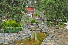 Small Chinese Garden