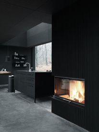 keep it black. nice N clean style.