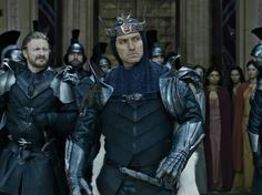 King Arthur: Legend of the Sword, Jude Law - He's awesome when he appears in the trailer!