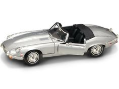 Yat Ming Scale 1:18 - 1971 Jaguar E-Type by Yat Ming. $34.99. This is a very detailed replica of 1/18 scale 1971 Jaguar E-Type diecast model diecast model diecast model car 1:18 scale die cast. Opening Doors, Opening Hood, Detailed Interior, Rubber Tires, Steerable Wheels, Perfectly modeled engine, Accurate Gauges and dash inside. 1971 Jaguar E-Type diecast model diecast model diecast model car 1:18 scale die cast makes great gift for any car enthusiast. Dimensions L-...