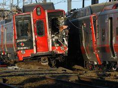 70 Injured in Connecticut Train Crash