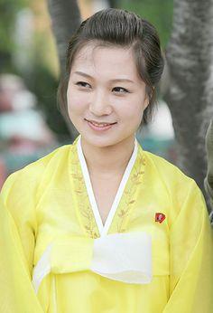 金正淑平壌製糸工場の女性スタッフ=平壌 North Korea