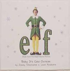 Baby, it's cold outside.  Leon Redbone and Zooey Deschanel  (Elf)