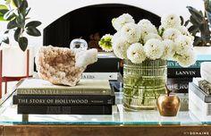 Tour Lauren Conrad's Elegant, Light-Filled Home in the Pacific Palisades via @MyDomaine