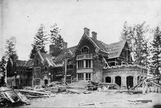 Ghosts of Thornewood Castle – Lakewood Area of Tacoma, Washington