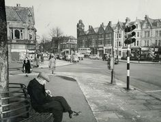 Moseley village 1950'S