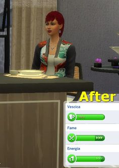 Espresso machine give more energy by catalina_45 at Mod The Sims via Sims 4 Updates