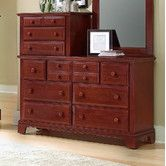 Found it at Wayfair - Hamilton Franklin 10 Drawer Vanity Dresser