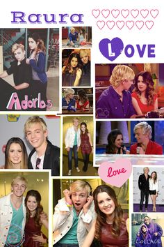 I'm not a huge raura shipper but I'll admit they look good together