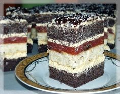Sweets Cake, Polish Recipes, Food Cakes, Low Carb Recipes, Ale, Cake Recipes, Cheesecake, Food And Drink, Cooking