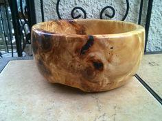 Birch Burl Bowl by GreatBasinWoodcrafts on Etsy https://www.etsy.com/listing/235946228/birch-burl-bowl