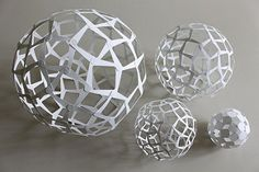 60 Square Spheres | by Prof. YM