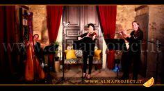 ALMA PROJECT - Harp, Violin & Flute DC - Suite No. 3 in D major, BWV 1068