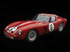 1961, Ferrari 250GTO