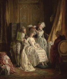 Dalla corte di Francia a musa nel mondo della moda, il mito di Maria Antonietta è eterno e affascina ancora oggi i grandi della moda contemporanea.