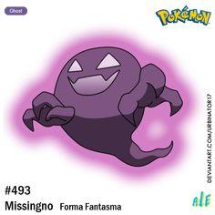 Missingno forma fantasma by on DeviantArt Blue Yellow, Red And Blue, Oc Pokemon, Pokemon Red Blue, Pokemon Birthday, I Dont Like You, Fan Art, Messages, Glitch