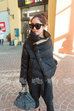 winter warm down jacket