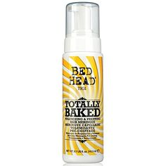Bed Head Totally Baked Volumizing  Prepping Hair Meringue 81 oz * Click image to review more details.