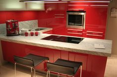 Cucina in marmo / Kitchen with marble