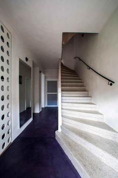 Betónové schodisko