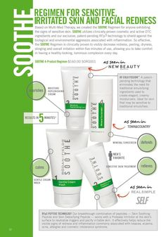 Rodan and Fields Soothe! No more red irritated skin!