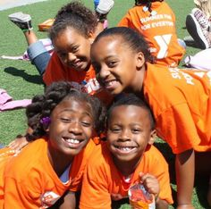 Friends can always be found at the Y!  #YMCA, #WestOakland - YMCA of the East Bay