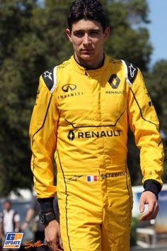 Esteban Ocon, Formule 1 Grand Prix van Australië 2016, Formule 1