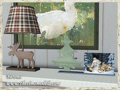 Декор для Sims 3 от Yarona - 16 Декабря 2014 - The Sims Models