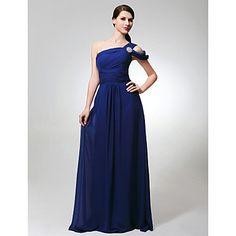UDITH - Vestido de Dama de honor de Gasa – USD $ 129.99