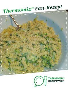 Brokkoli-Käse-Sahne-Soße von Sabine_1976. Ein Thermomix ® Rezept aus der Kategorie Saucen/Dips/Brotaufstriche auf www.rezeptwelt.de, der Thermomix ® Community.