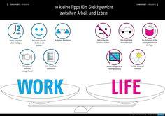 Einfache Tipps zu Worklifebalance