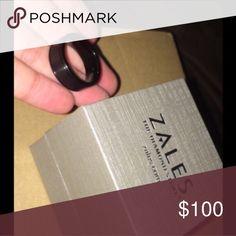 Zales Men's Titanium ring. Size 9. Men's titanium ring. Size 9. From zales. Zales Accessories Jewelry