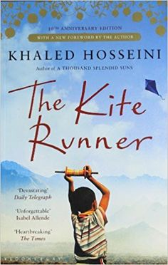 The Kite Runner by Khaled Hossein - BookEve   #KhaledHossein #Fiction #Literature #BookEve
