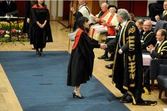 Picture Gallery - Princess Mako of Akishino graduates from Leicester University