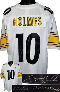 Santonio Holmes Pittsburgh Steelers Jerseys