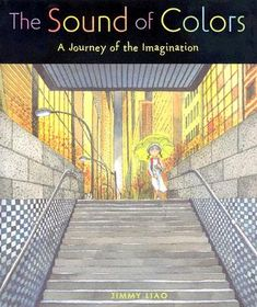 For the Love of Art: Art Room  Sound of Colors a book about a blind girl who sees the world through sound