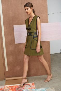 Derek Lam 10 Crosby Spring 2015 Ready-to-Wear - Collection - Gallery - Look 4 - Style.com