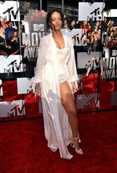 Rihanna at the 2014 MTV Movie Awards