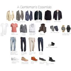 A Gentleman's Essentials by putmetogether on Polyvore featuring MICHAEL Michael Kors, Ted Baker, 7 For All Mankind, Banana Republic, DAVID DONAHUE, BOSS Hugo Boss, BOSS Black, adidas, Levi's and SCP