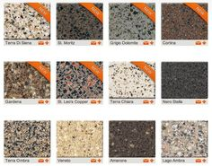 Photos Kinds Of Granite With The Technical Specifications Google Search Engineered Stone
