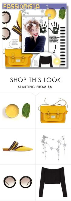 """""""Fassionista"""" by aquarian-antics ❤ liked on Polyvore featuring Malone Souliers and Miu Miu"""