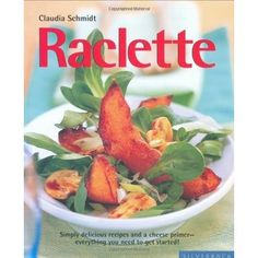Raclette celebrates this Swiss style favorite of melted cheese served with breads, meats, and vegetables. The book provides the reader wi...