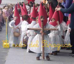 El Nido del Paraguas: Nuestra Semana Santa