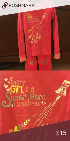 BNWT Gymboree PJs Pink girls PJs. All sales final. No trades. Gymboree Intimates & Sleepwear Pajamas