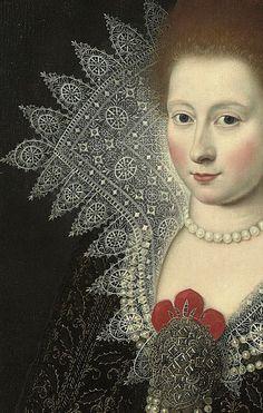 Paul van Somer, Anne of Denmark