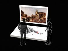 digitize 80 kilometers of books to create a historical and geographical simulation of Venice across 1,000 years.