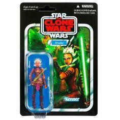 Star Wars Vintage Collection Ahsoka Tano (The Clone Wars) Action Figure Star Wars Toys, Star Wars Art, Figuras Star Wars, Vintage Waves, Vintage Style, Ahsoka Tano, Star Wars Action Figures, Star Wars Collection, Retro Toys